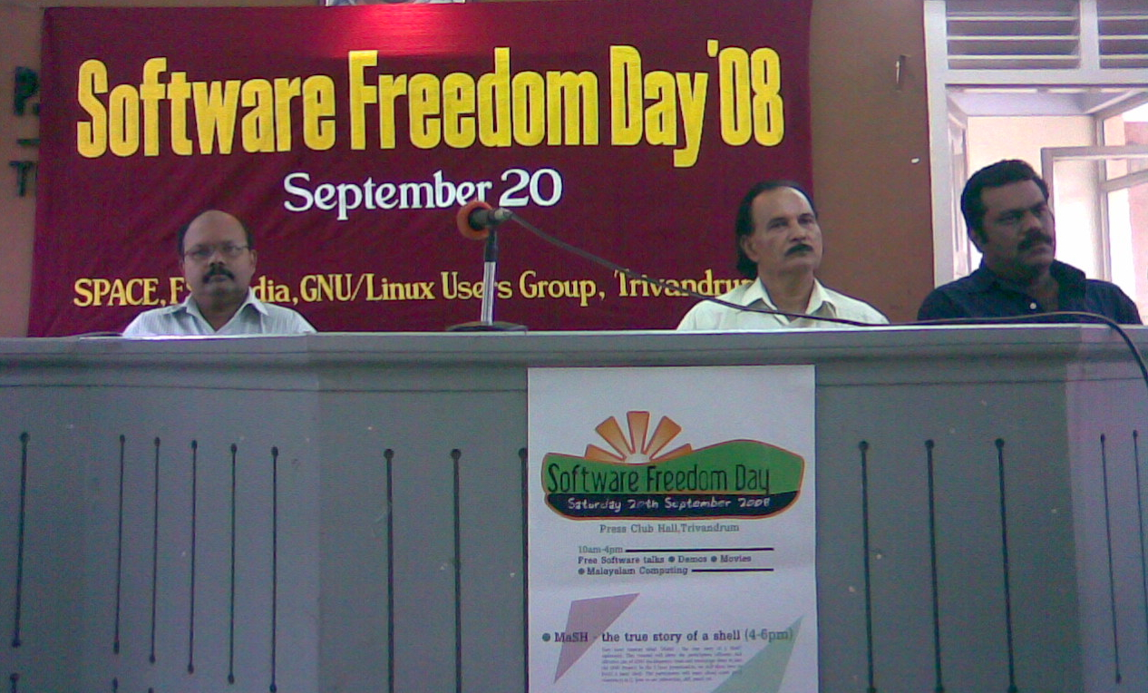 space celebrates software freedom day  society  promotion  alternative computing